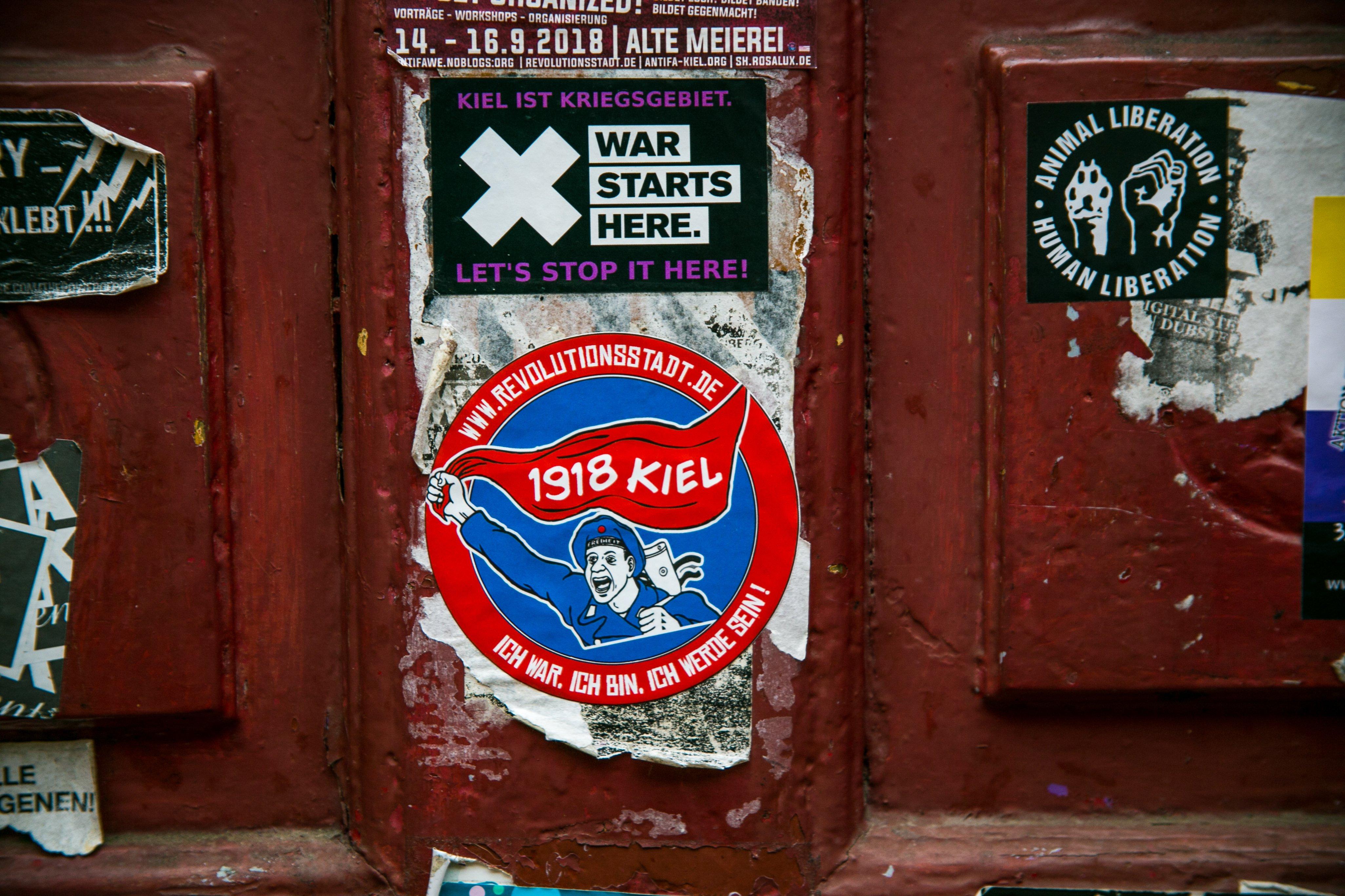 Revolutionsstadt Kiel