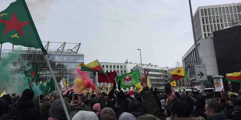 Newroz 2018 in Hannover
